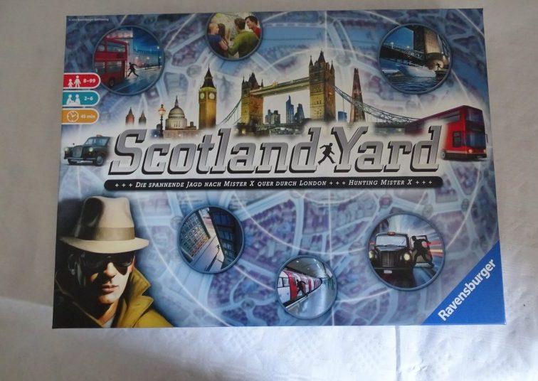 Ravensburger Scotland Yard Detektiv Spiel Brettspiel Mister X Verfolgungsjagd Spiele